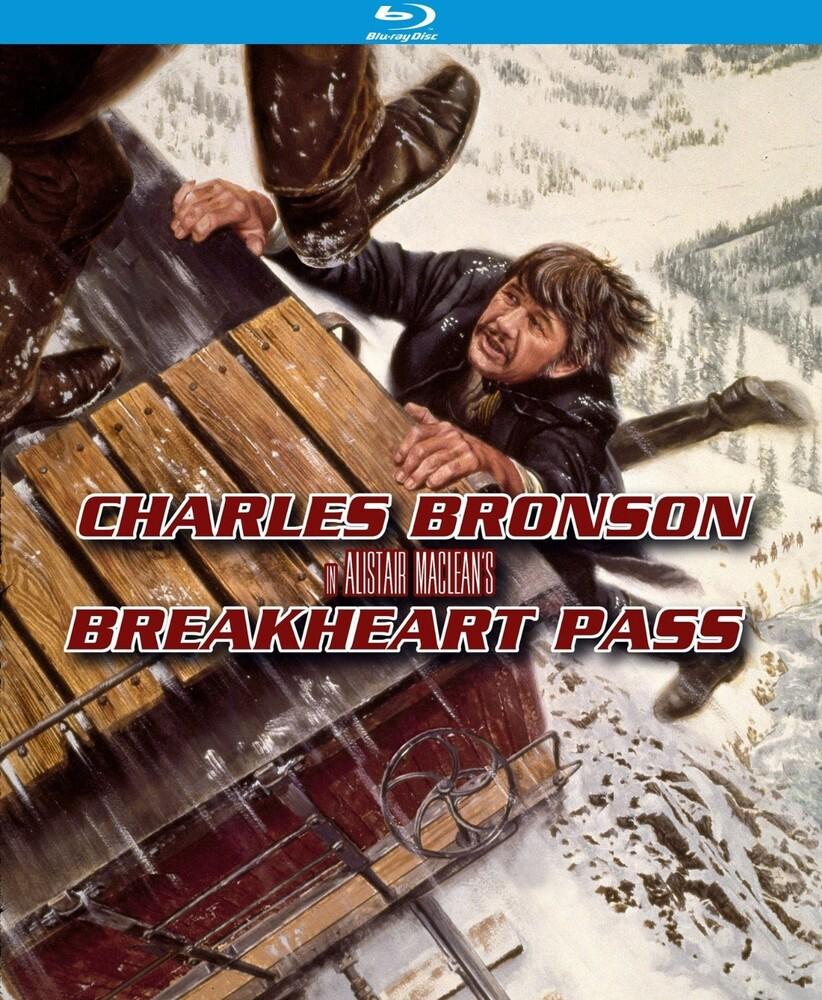 Breakheart Pass (1975) - Breakheart Pass (1975) / (Spec)