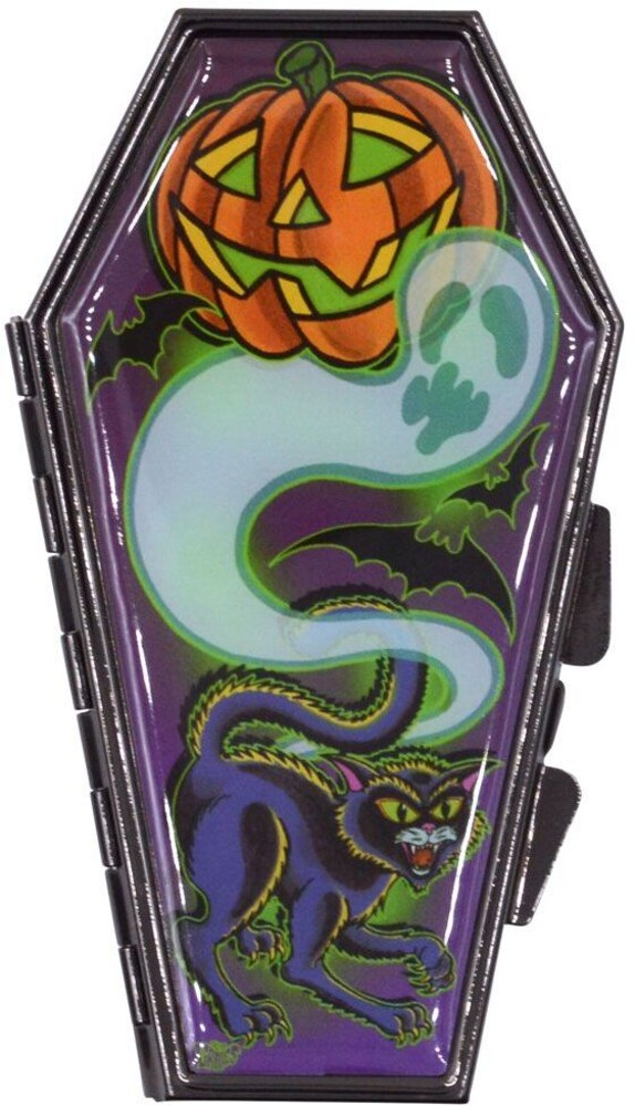 Graves Halloween Coffin Compact - Graves Halloween Coffin Compact (Clcb)