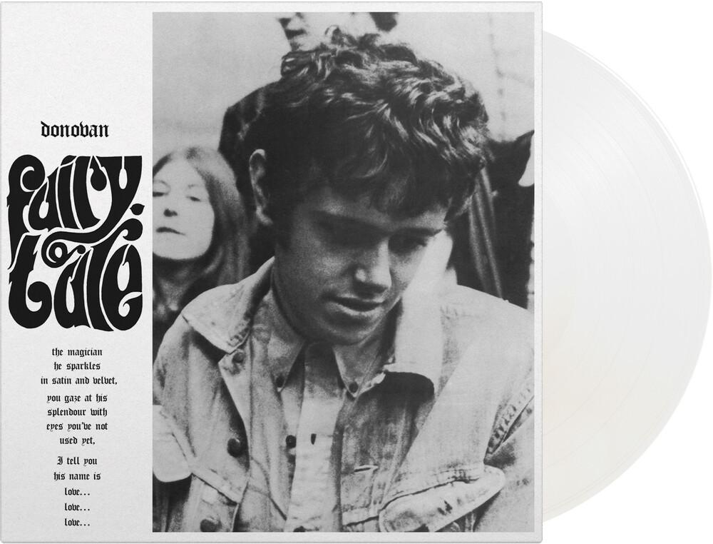 Donovan - Fairytale [Limited 180-Gram White Colored Vinyl]