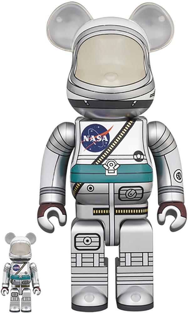 Medicom - Project Mercury Astronaut 100% & 400% Bea 2pk