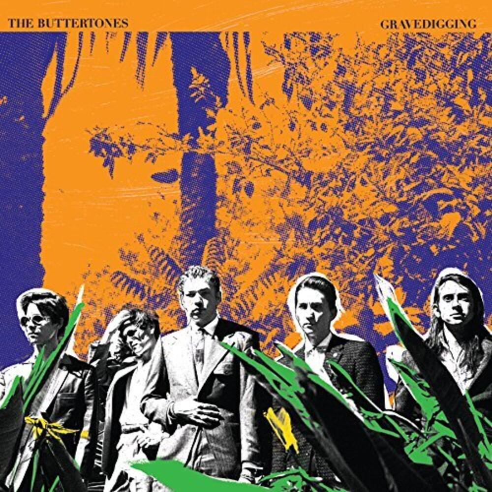 The Buttertones - Gravedigging [LP]