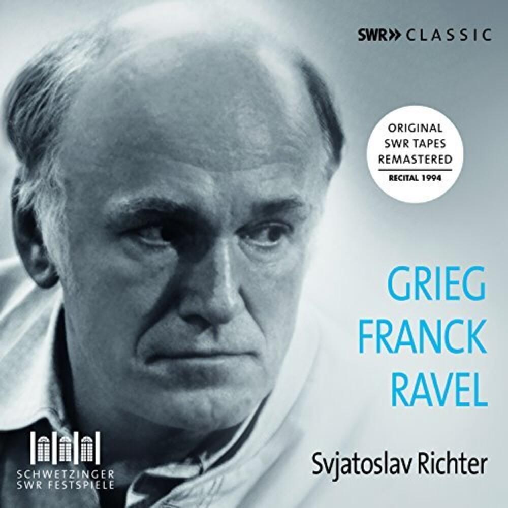 Grieg / Franck / Ravel - Piano Recital 1994