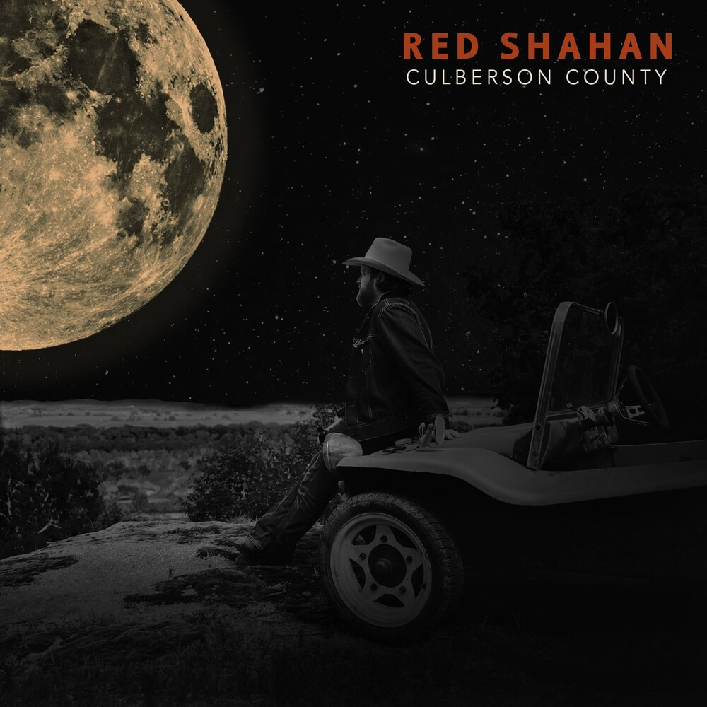 Red Shahan - Culberson County [LP]