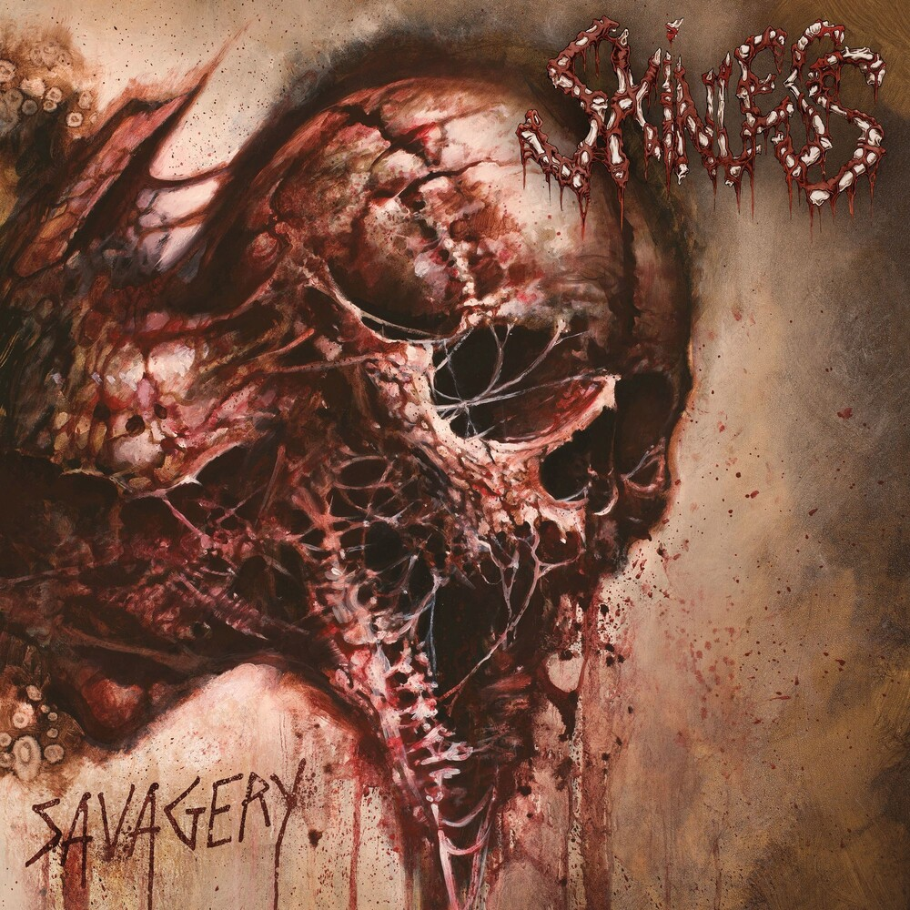 Skinless - Savagery [LP]