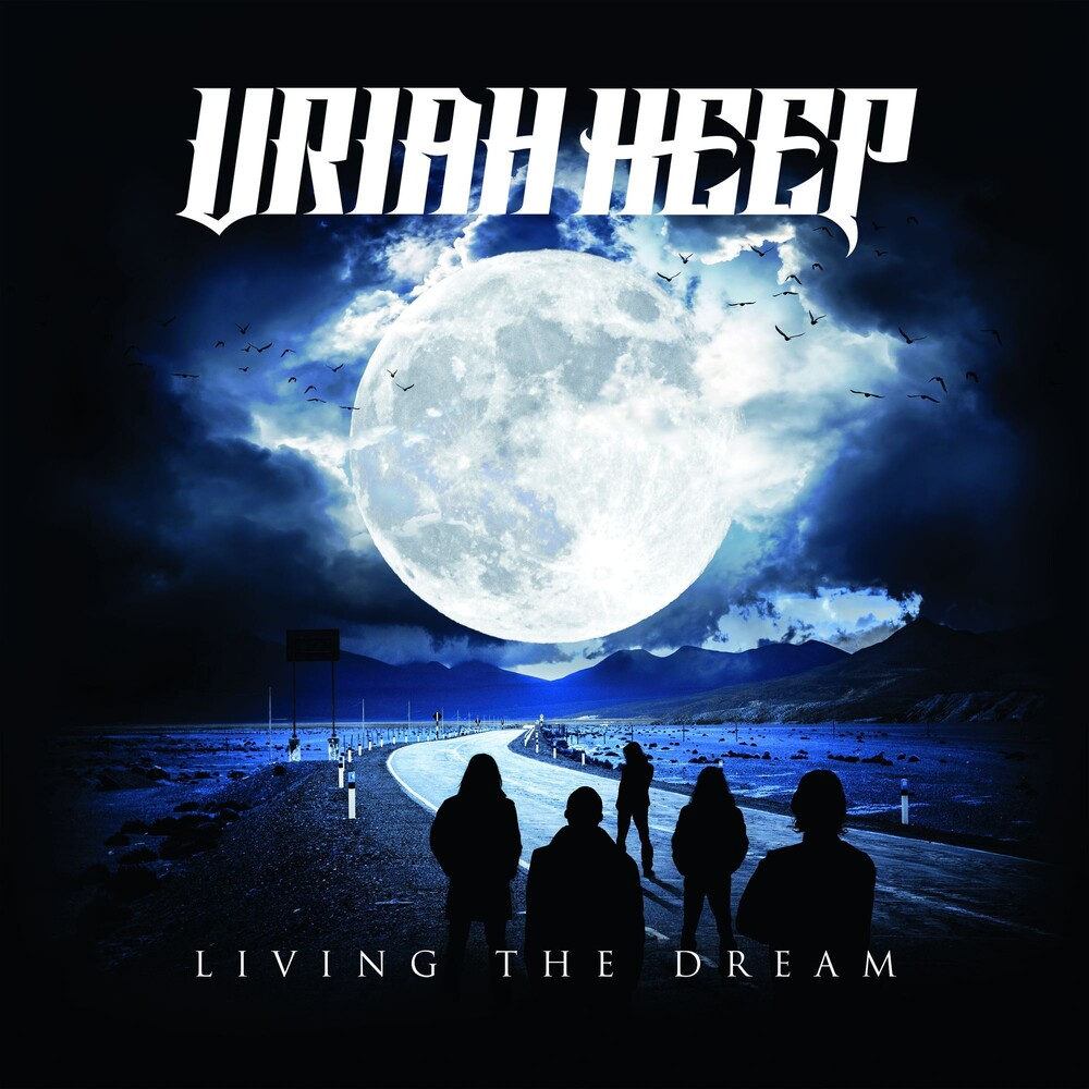 Uriah Heep - Living The Dream [Deluxe CD/DVD]