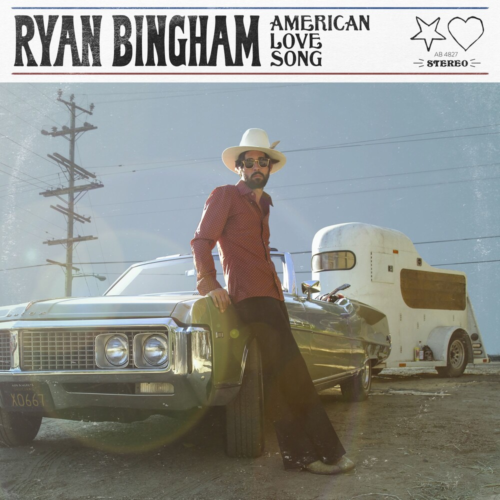 Ryan Bingham - American Love Song [Indie Exclusive Low Price]