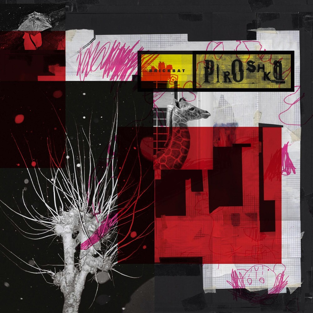 Piroshka - Brickbat [LP]