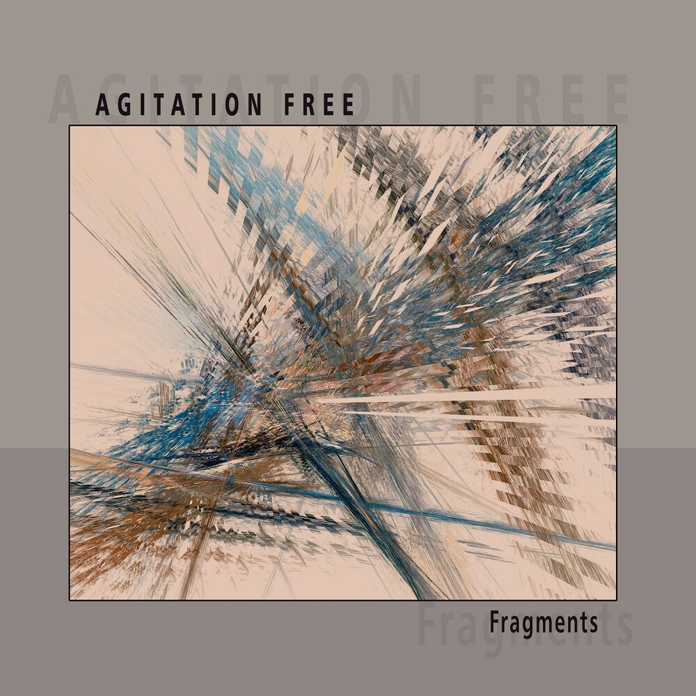 Agitation Free - Fragments [Colored Vinyl] [Limited Edition]