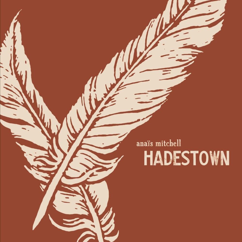 Anais Mitchell - Hadestown [LP]