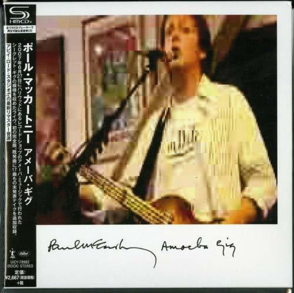 Paul McCartney - Ameoba Gig [Import Limited Edition]