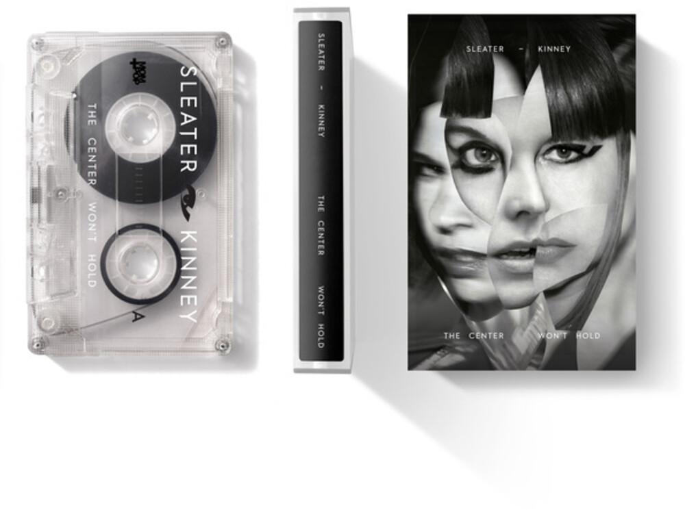 Sleater-Kinney - The Center Won't Hold [Cassette]