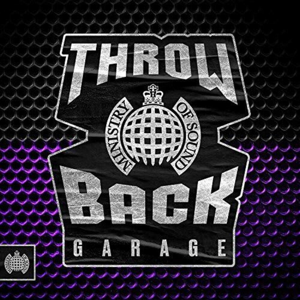 Ministry Of Sound Throwback Garage / Various - Ministry Of Sound: Throwback Garage / Various (Uk)