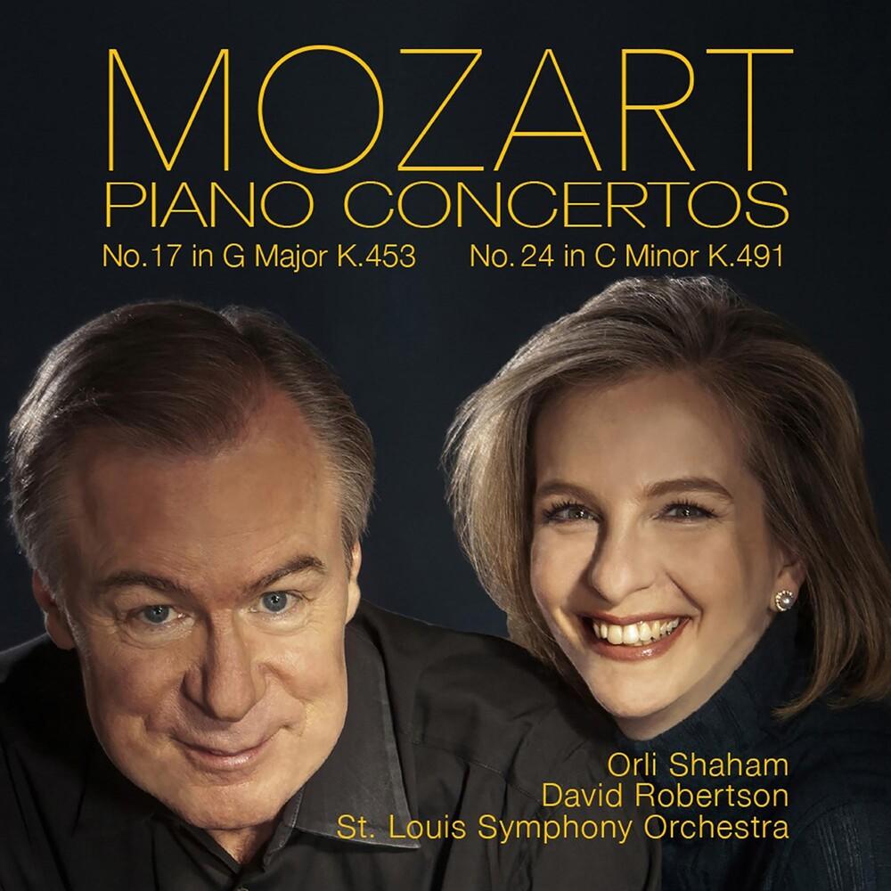 Orli Shaham - Mozart: Piano Concertos Nos.17 & 24