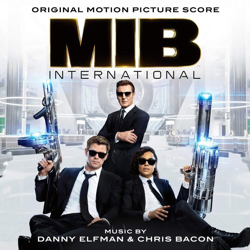 Danny Elfman - Men In Black: International (Original Motion Picture Score) [LP]