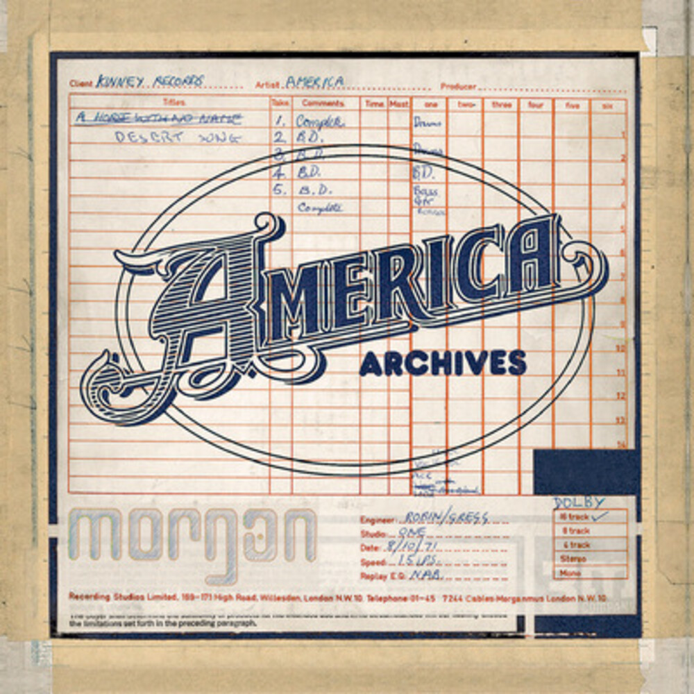 America - Archives (Uk)