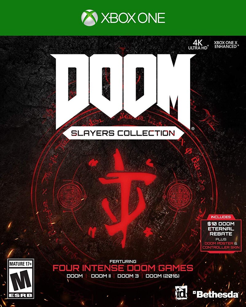 Xb1 Doom Slayers Club Collection - Doom Slayers Club Collection