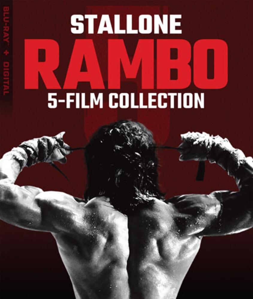 Rambo [Movie] - Rambo 1-5