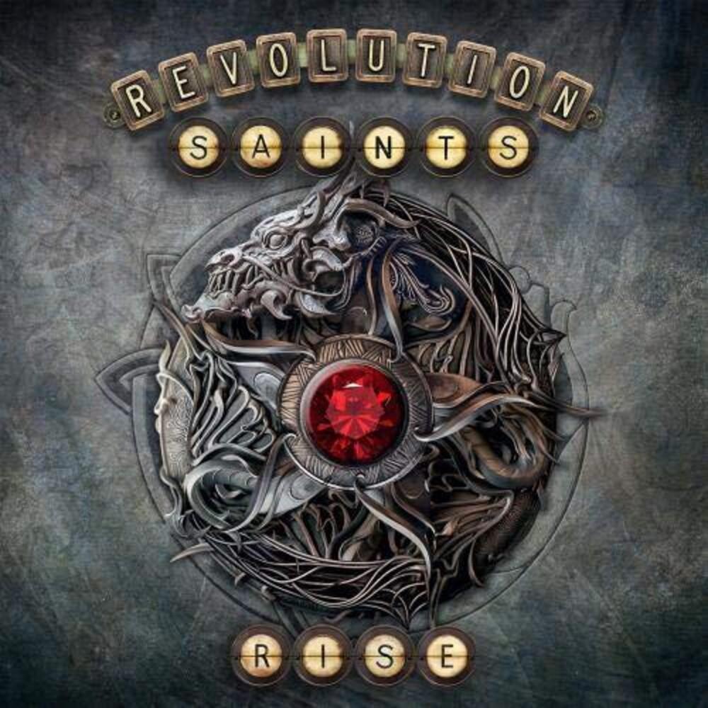 Revolution Saints - Rise (Bonus Track) [Import]