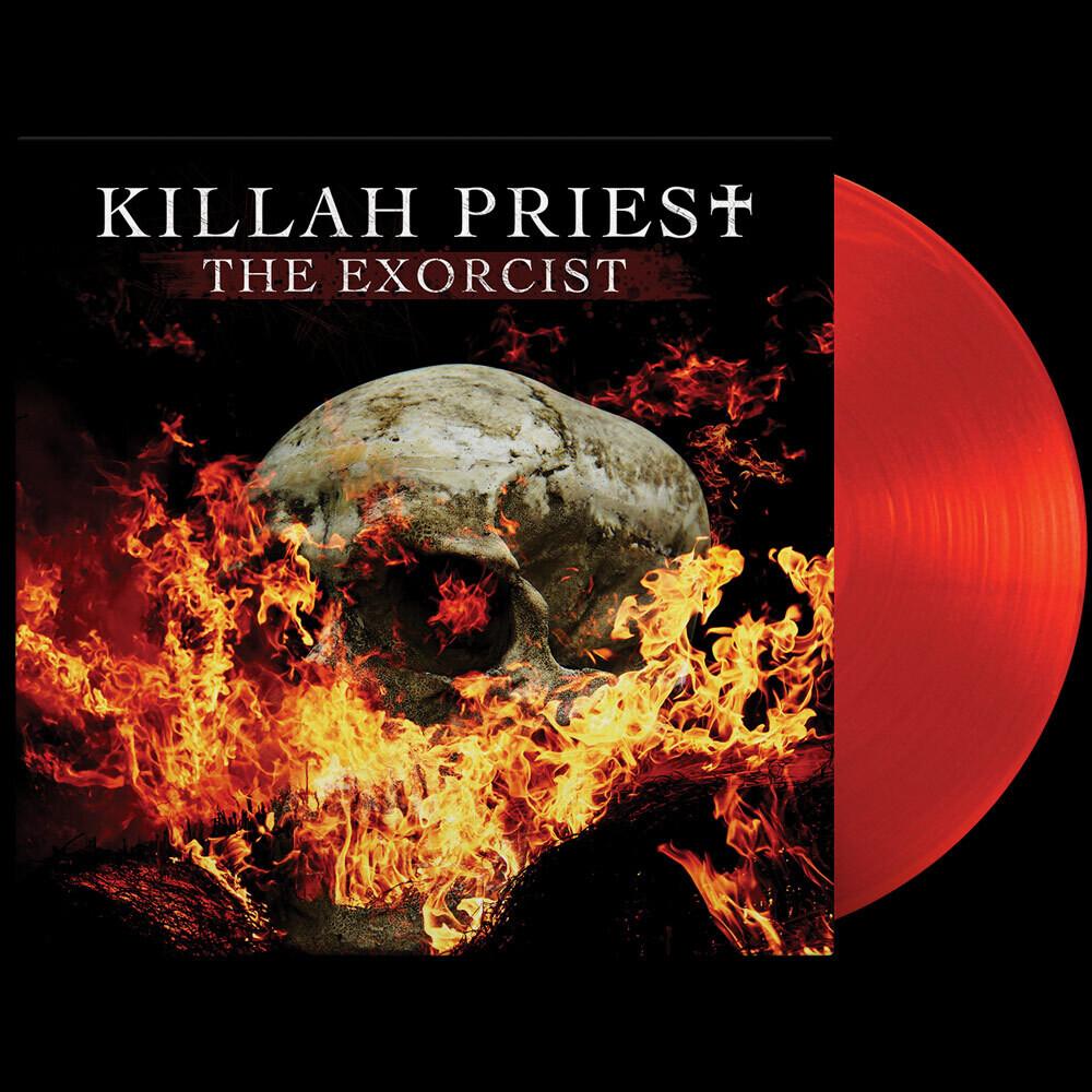 Killah Priest - Exorcist (Ltd) (Red) (Reis)