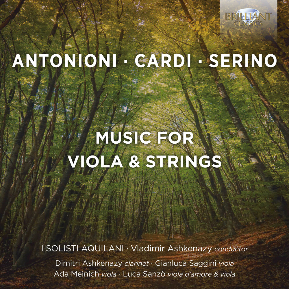 I Solisti Aquilani - Music For Viola & Strings
