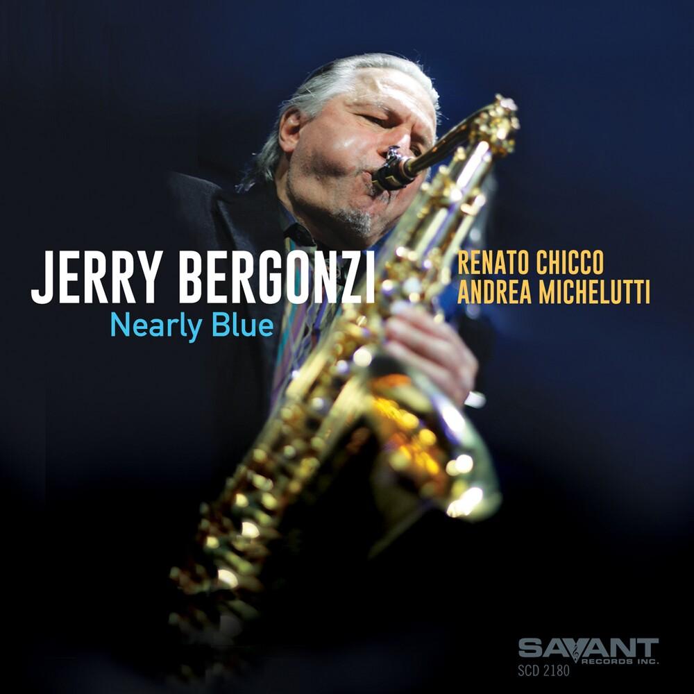 Jerry Bergonzi - Nearly Blue