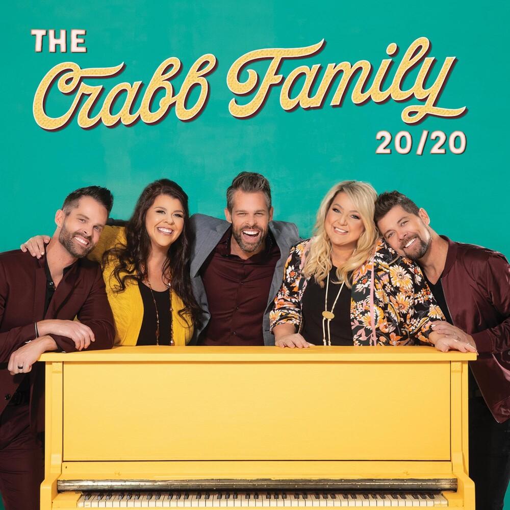 The Crabb Family - 20/20