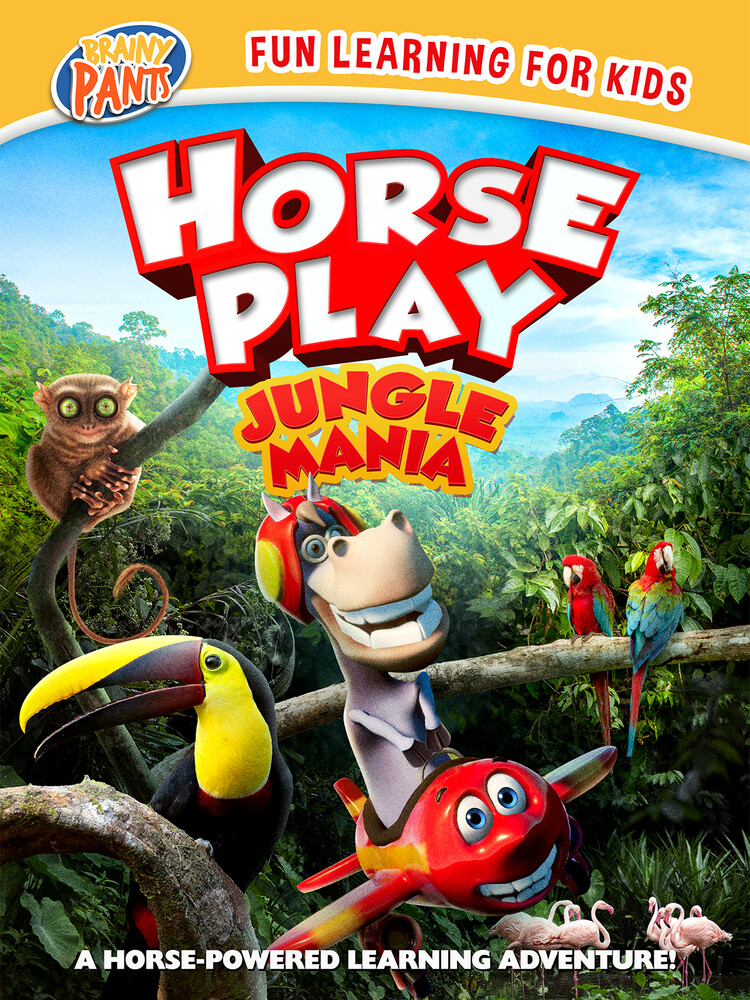 Jo Davis - Horseplay: Jungle-Mania