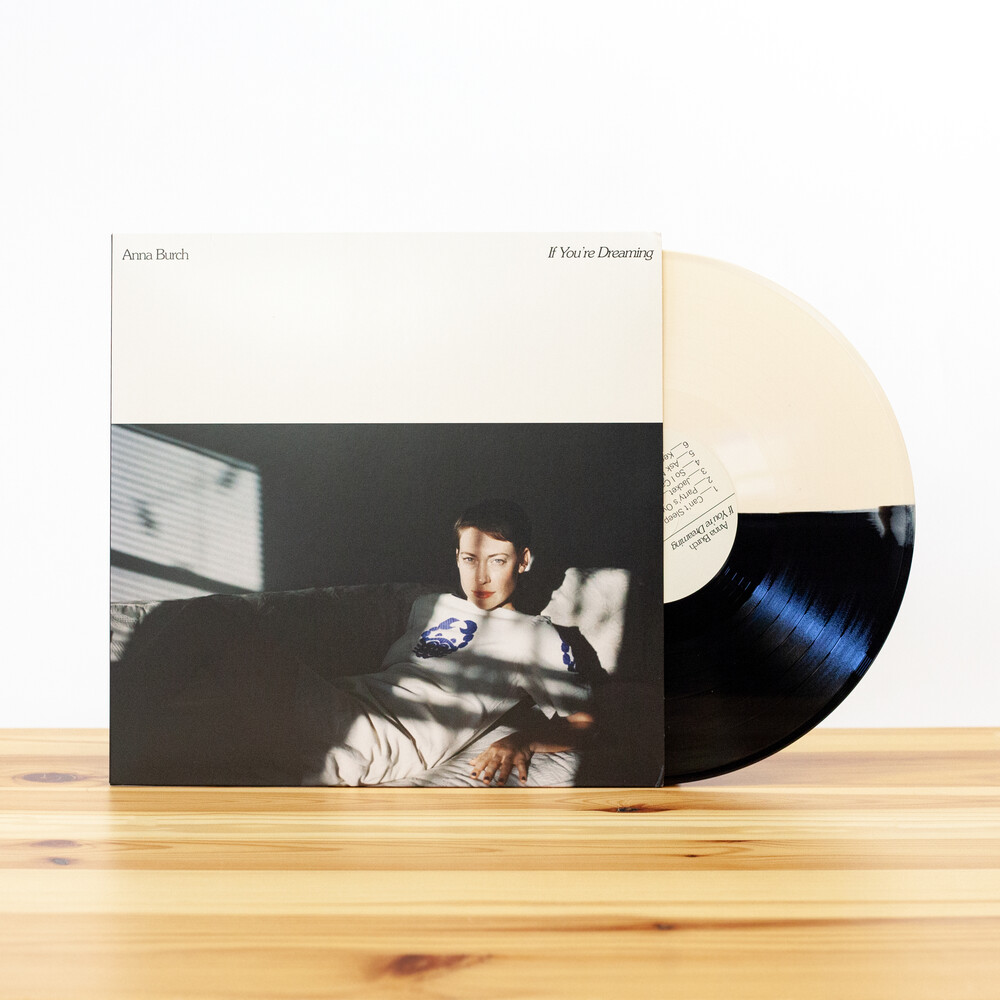 Anna Burch - If You're Dreaming [Colored Vinyl] [Download Included]