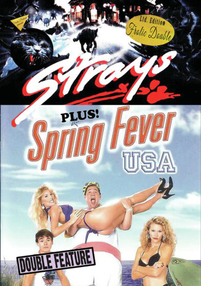 Strays / Spring Fever Usa - Strays / Spring Fever Usa / (Mod Ws)