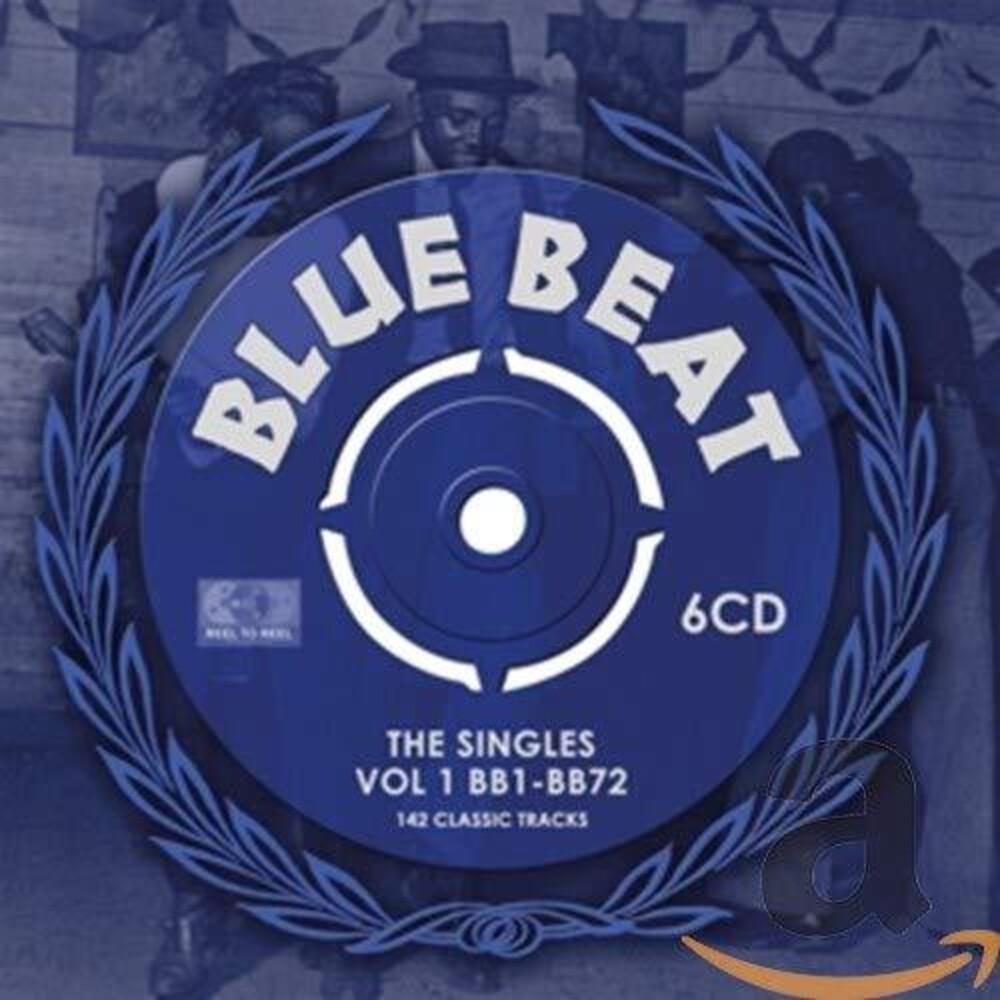 Blue Beat Singles Vol 1 Bb1-Bb72 / Various - Blue Beat: Singles Vol 1 Bb1-Bb72 / Various (Box)