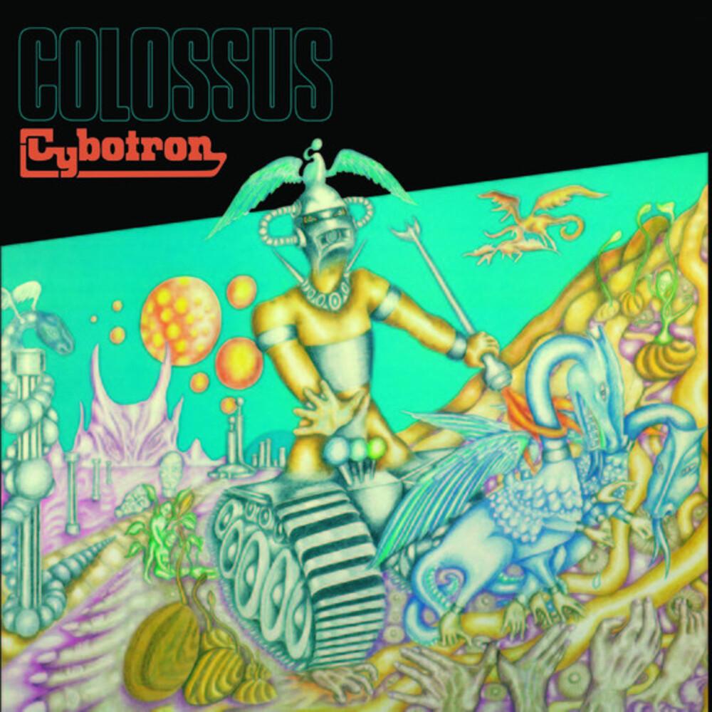Cybotron - Colossus (Colv) (Iex)