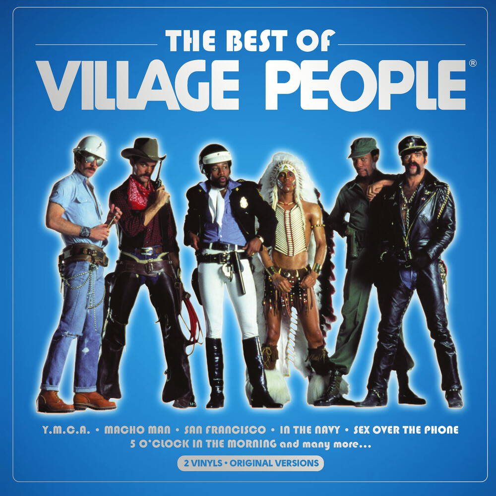 Village People - Best Of Village People (Ita)