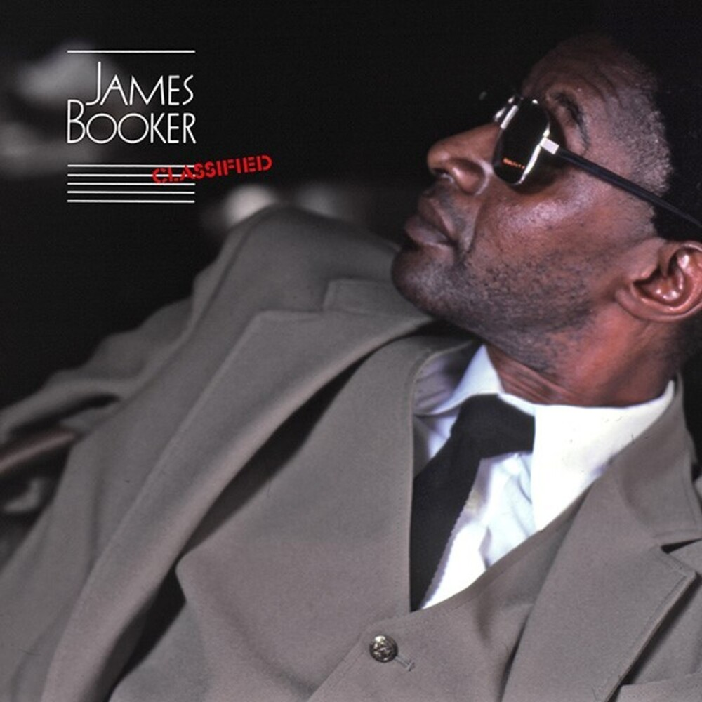 James Booker - Classified [LP]