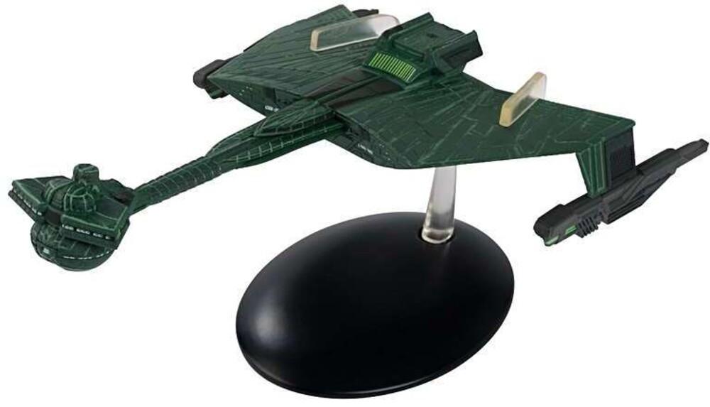 Star Trek: Discovery [TV Series] - Eaglemoss Hero Collector - Star Trek Discovery Series - Klingon D7Battle Cruiser
