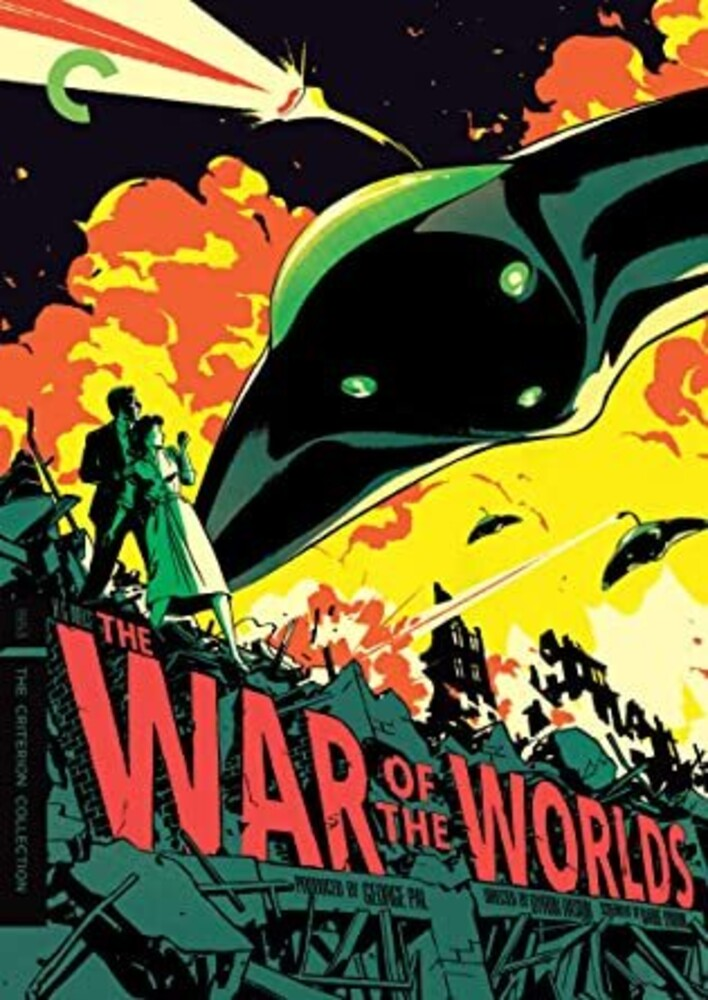- Criterion Collection: War Of The Worlds / (4k Ac3)