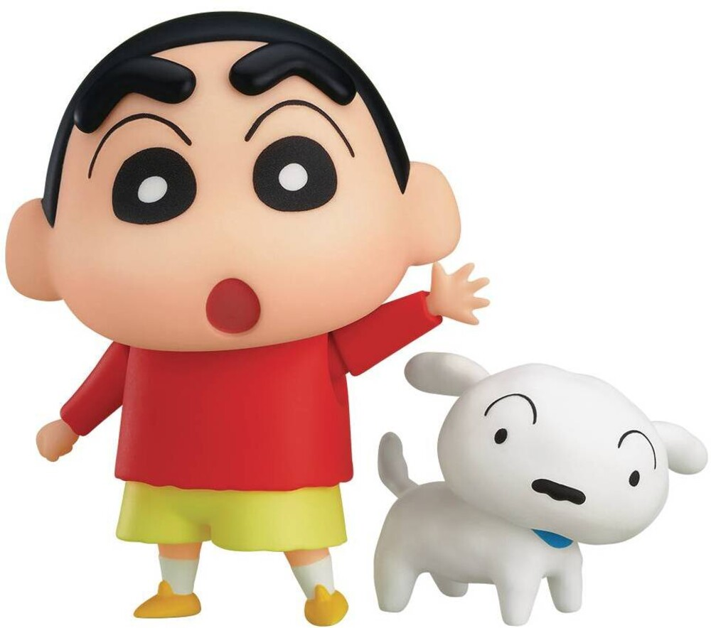 Good Smile Company - Good Smile Company - Crayon Shinchan Shinnosuke Nohara NendoroidAction Figure