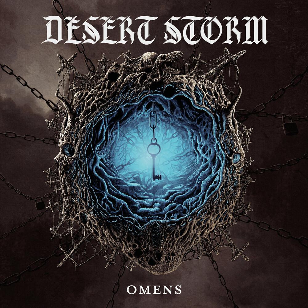 Desert Storm - Omens (Uk)