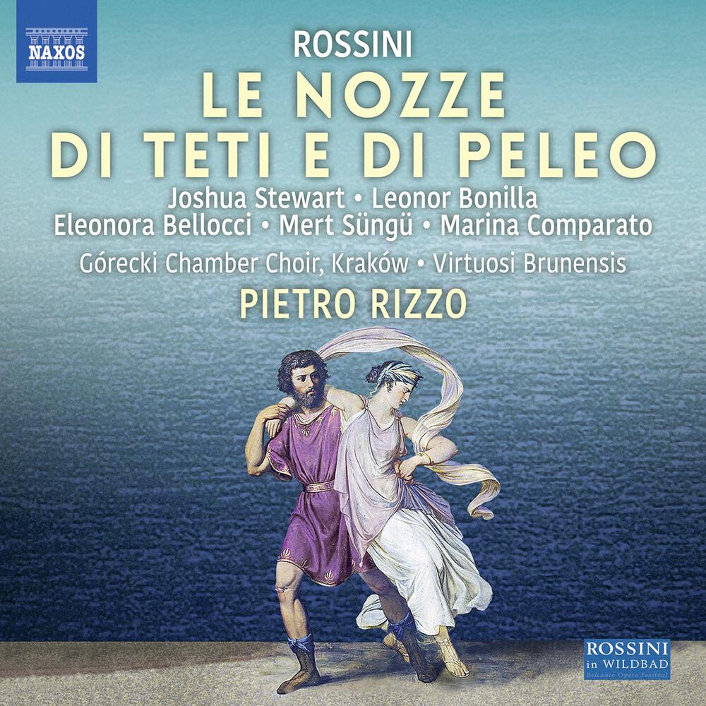 Rossini / Gorecki Chamber Choir / Krakow - Nozze Di Teti E Di Peleo