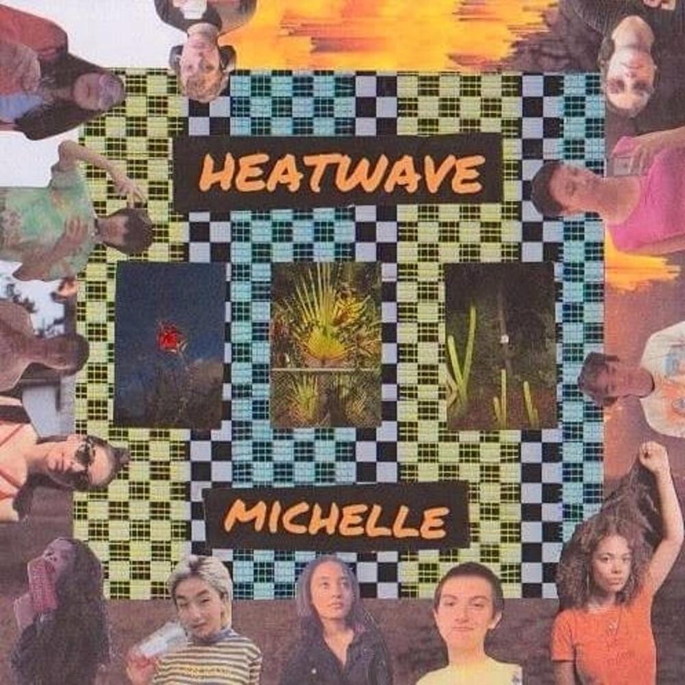 Michelle - Heatwave [Orange LP]