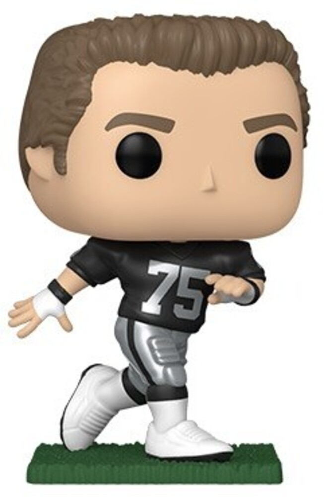 Funko Pop! NFL: - FUNKO POP! NFL: Legends- Howie Long (Raiders)