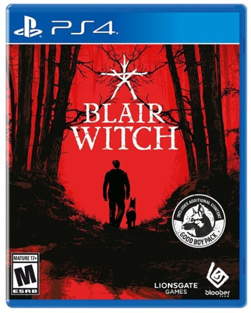 Ps4 Blair Witch - Ps4 Blair Witch