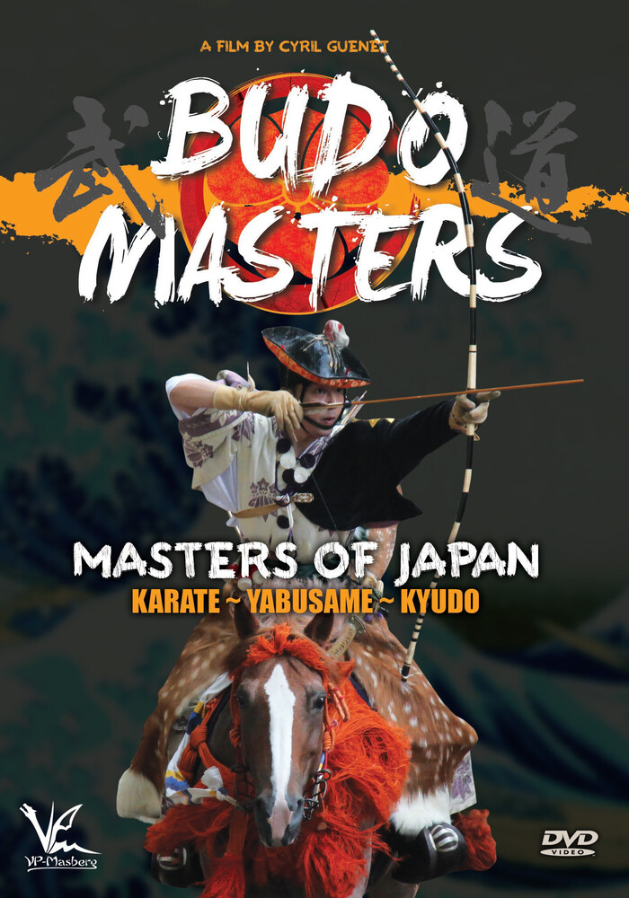 - Budo Masters, Vol. 1: Masters Of Japan