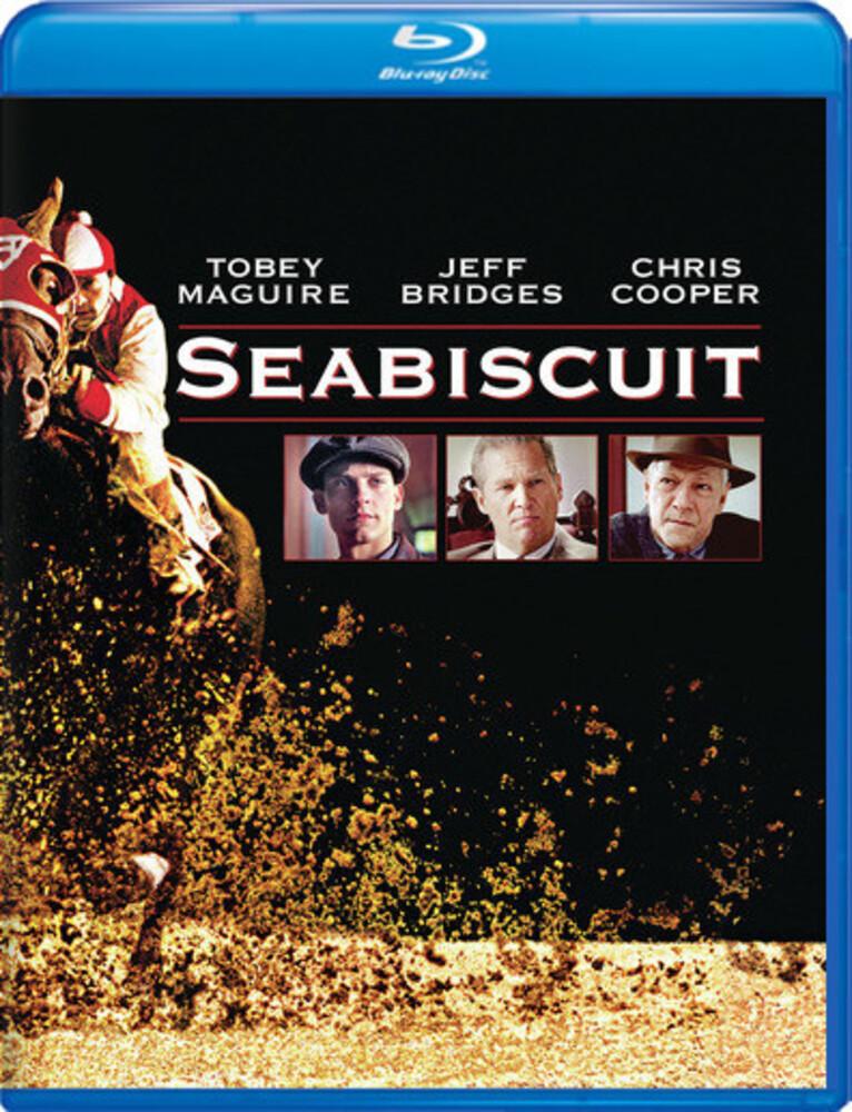 Gary Stevens - Seabiscuit