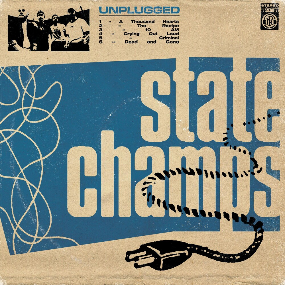 State Champs - Unplugged EP [Vinyl]