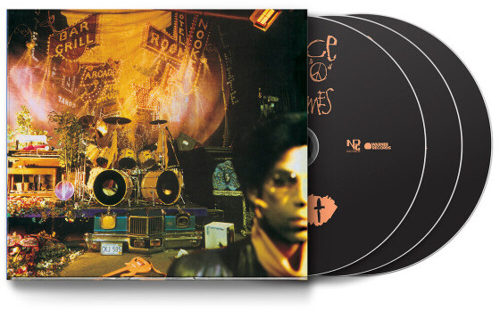 Prince - Sign O' The Times: Remastered [Deluxe Edition 3CD]
