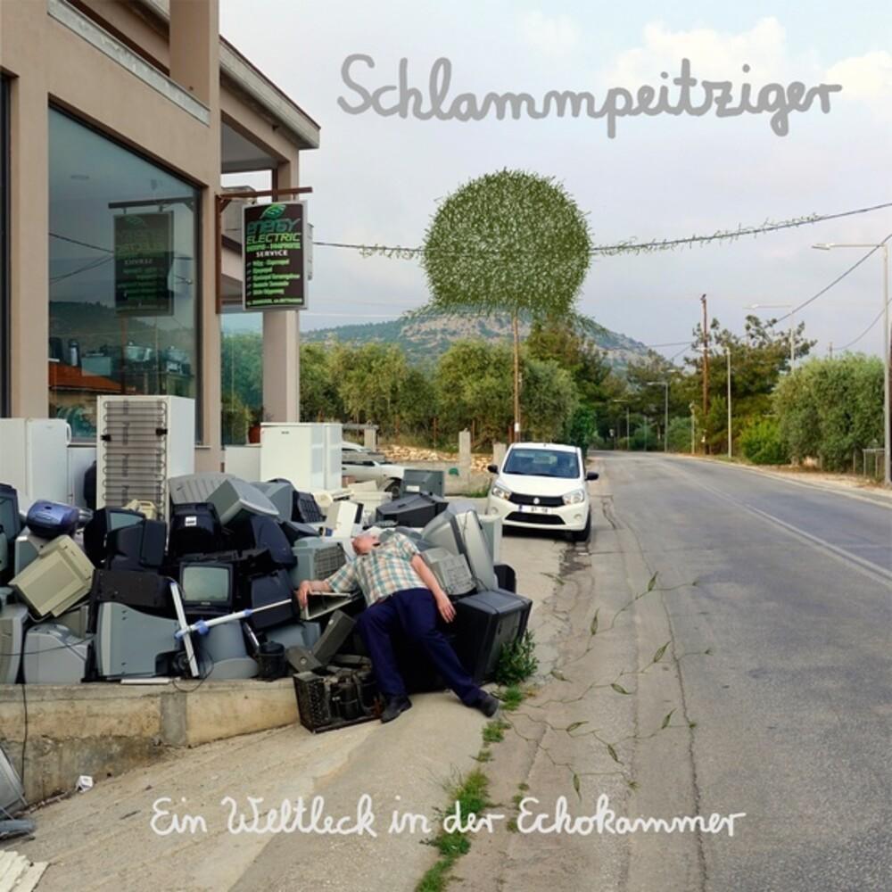 Schlammpeitziger - Ein Weltleck in der Echokammer