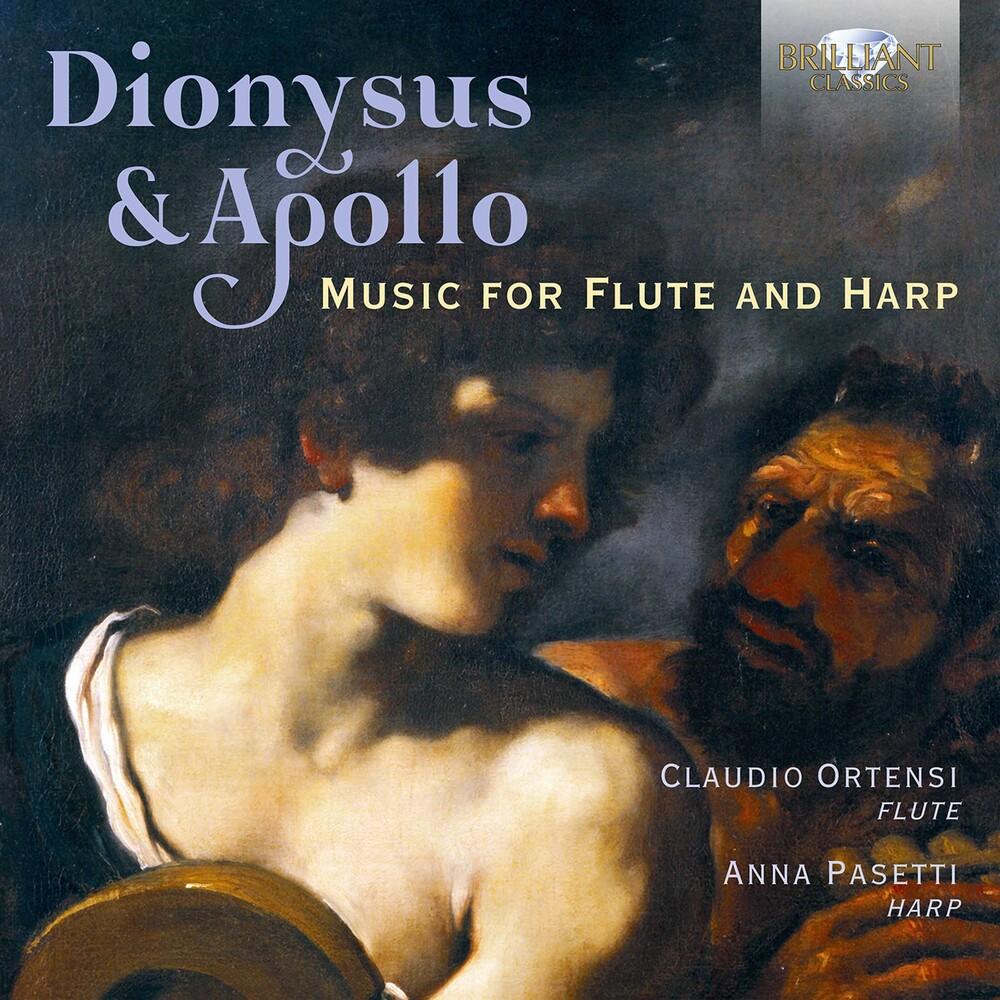 Claudio Ortensi - Dionysus & Apollo: Music For Flute And Harp