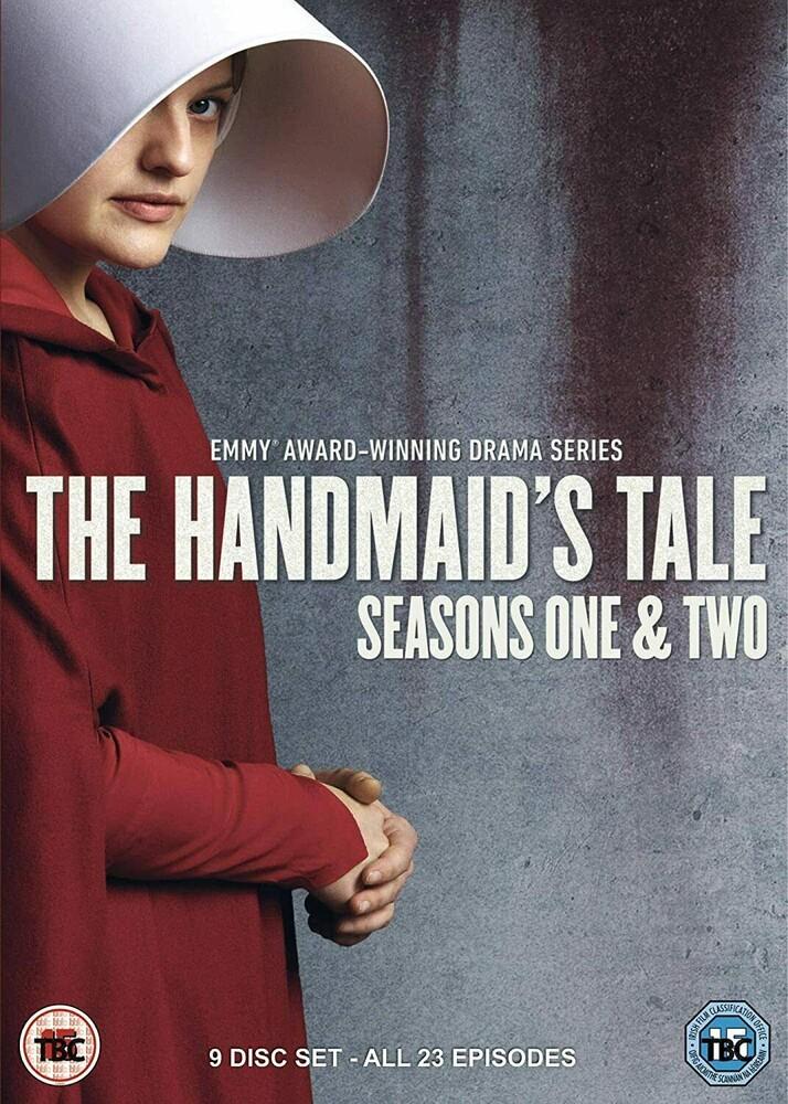 - Handmaid's Tale: Season 1 & 2 (2pc) / (Gift Shrk)