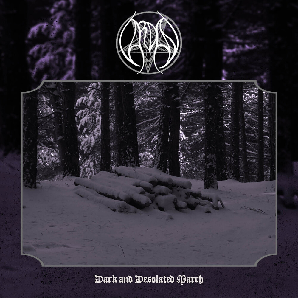 Vardan - Dark & Desolated March