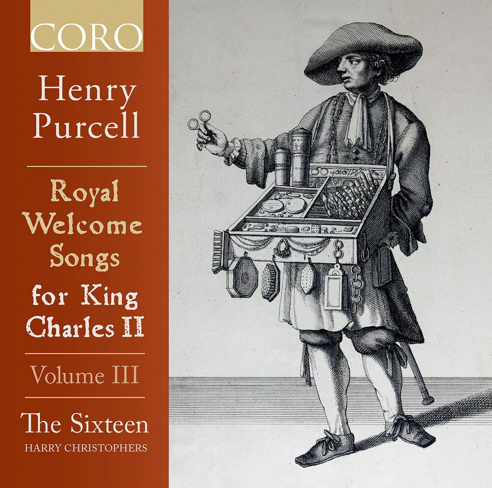 The Sixteen - Royal Welcome Songs 3